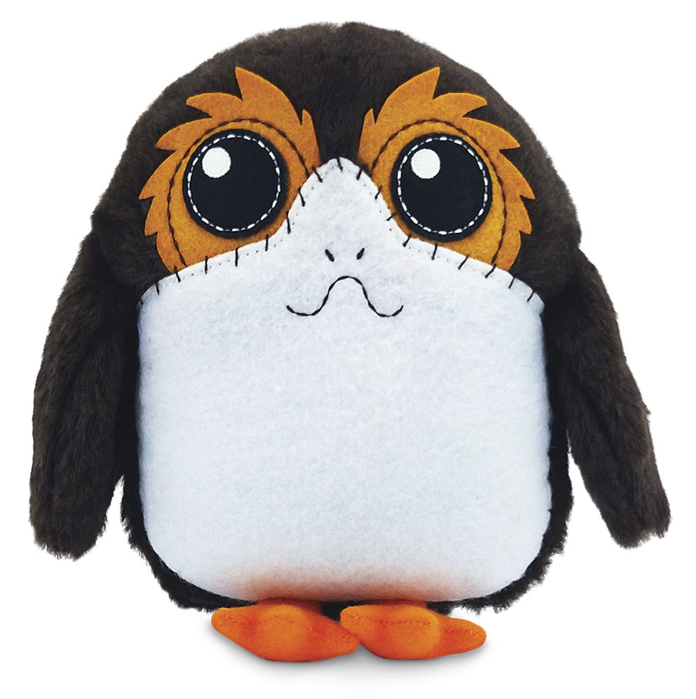Trading Post Collection: plush porg