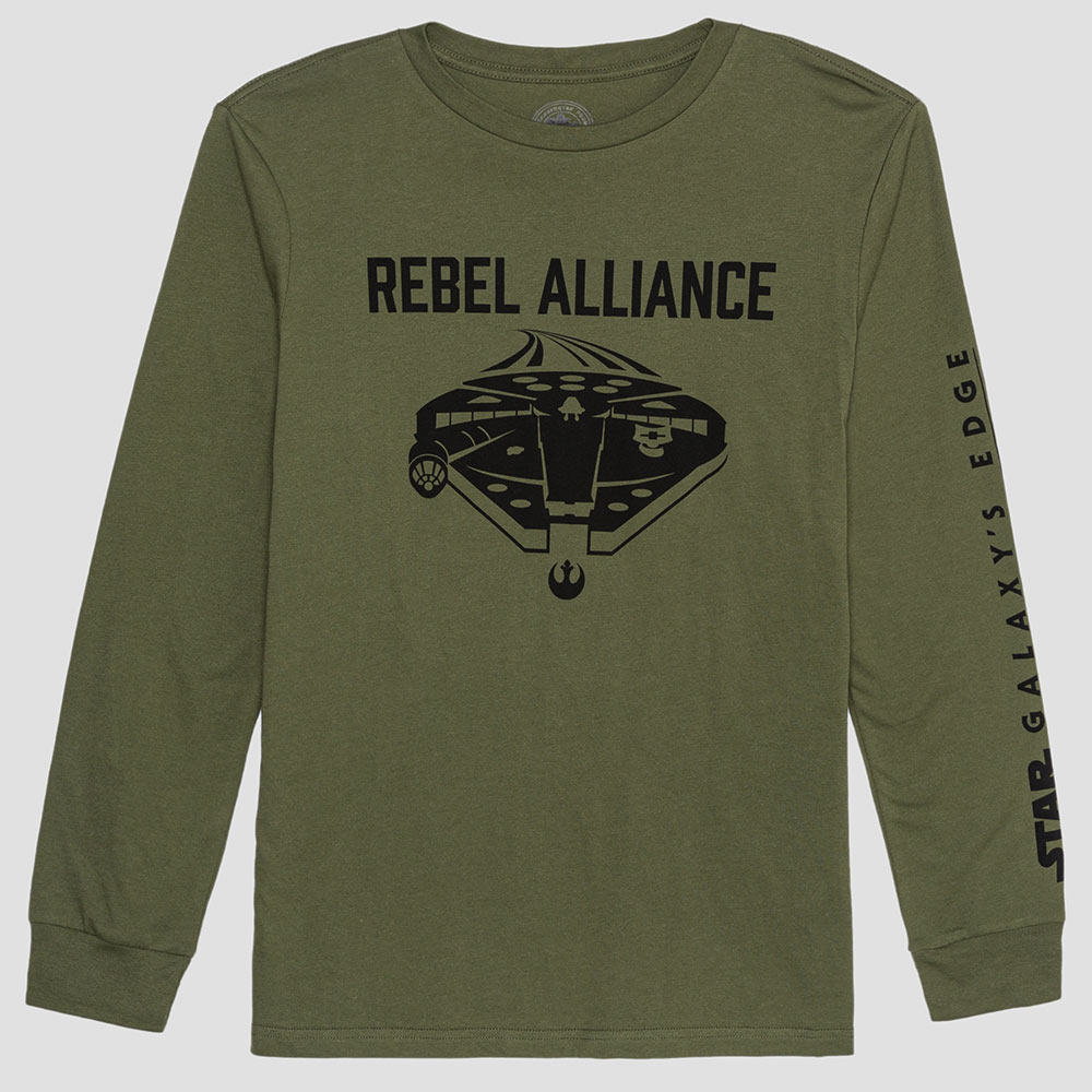 Trading Post Collection: Rebel alliance t-shirt