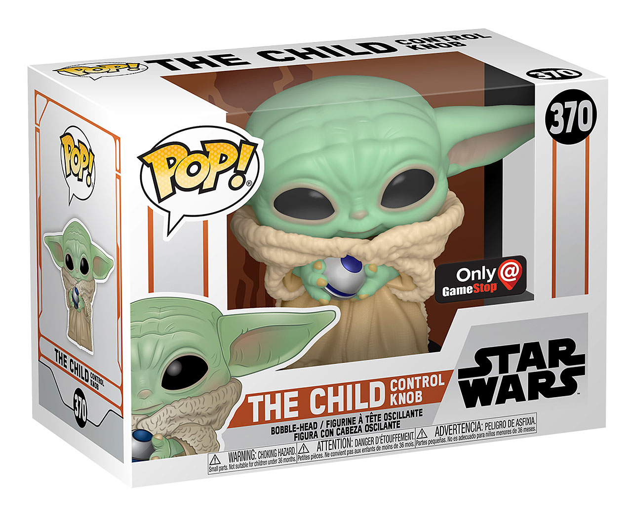 The Child Pop! box