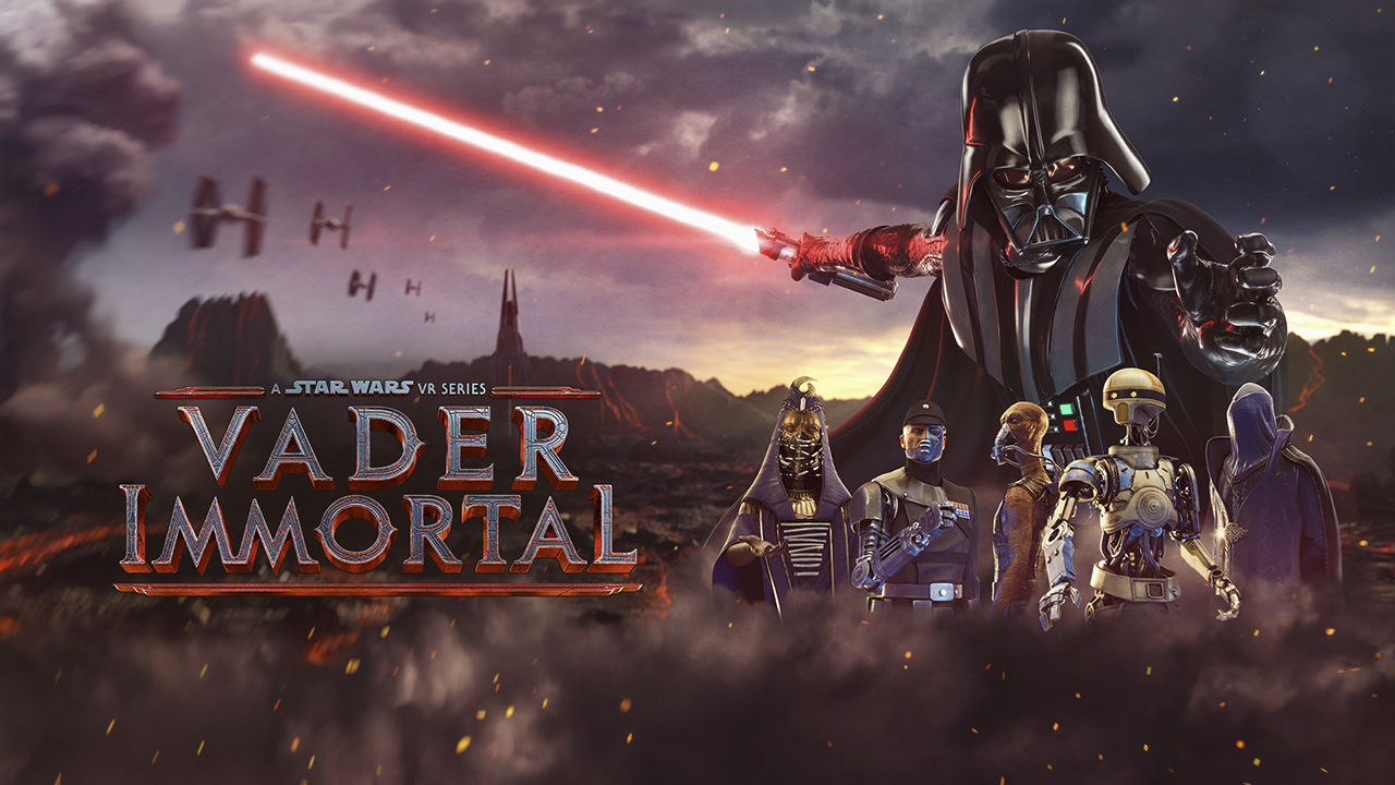 Vader Immortal A Star Wars Vr Series On Playstation Vr Starwars Com