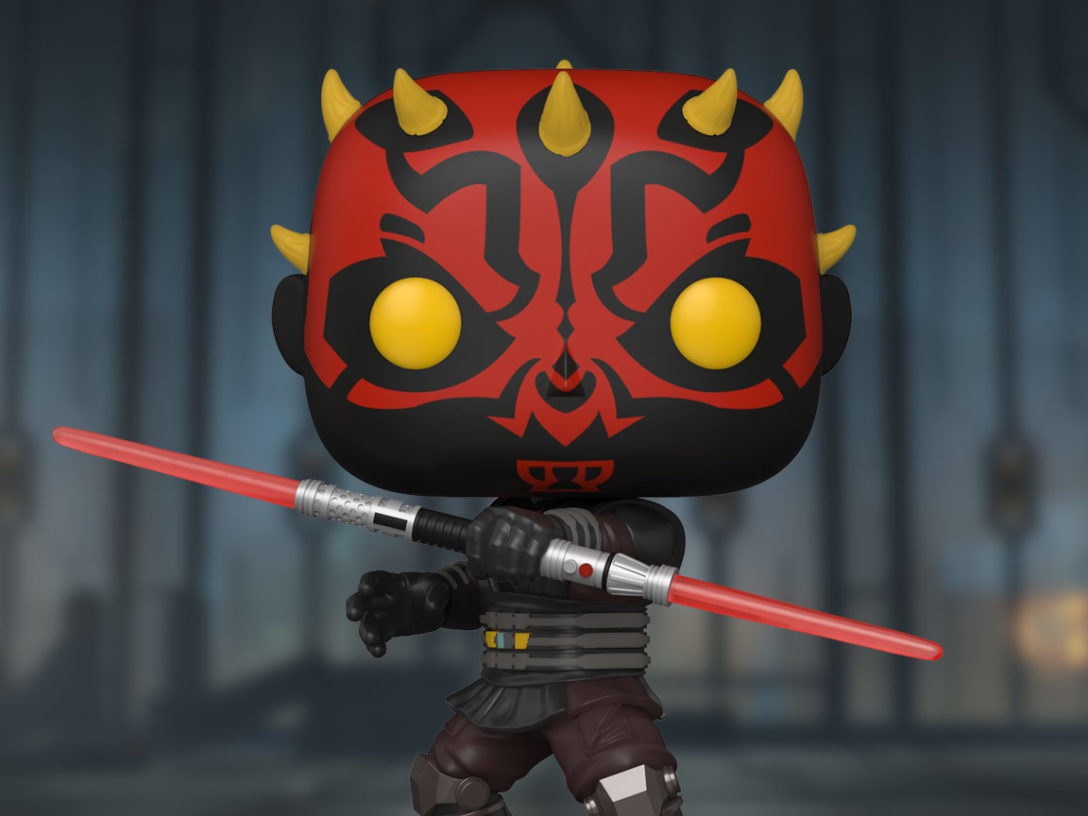 Funko Pop! Darth Maul