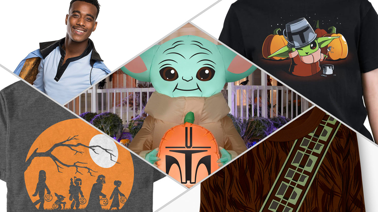 Star Wars Halloween Items