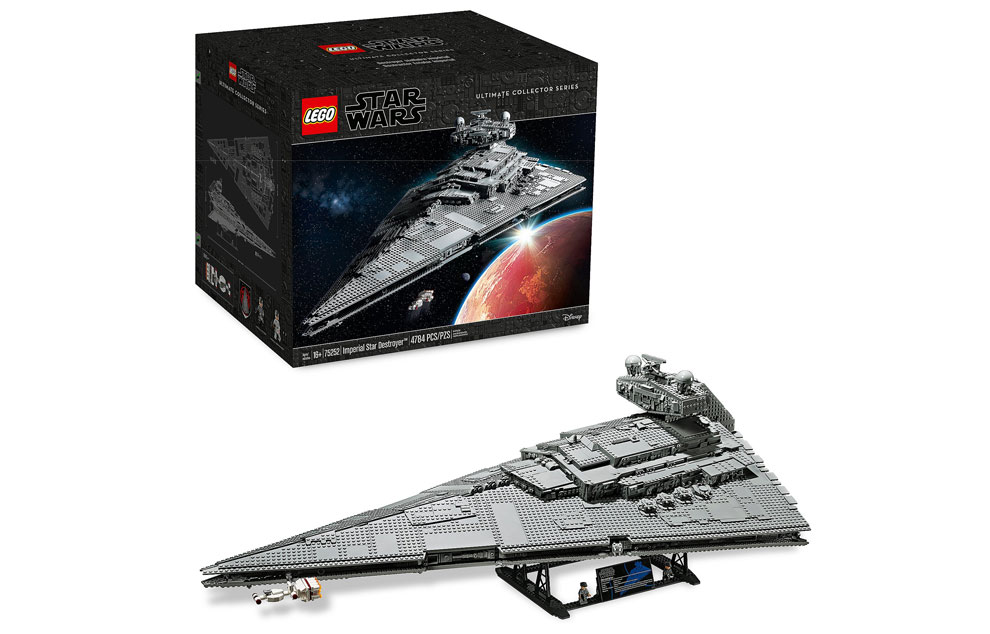 LEGO Ultimate Collector Series Imperial Star Destroyer