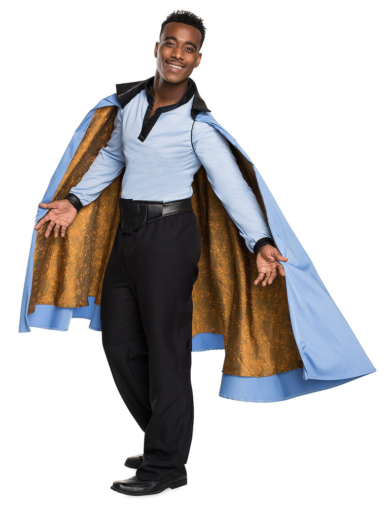 Lando Calrissian Grand Heritage Costume for Adults by Rubie's