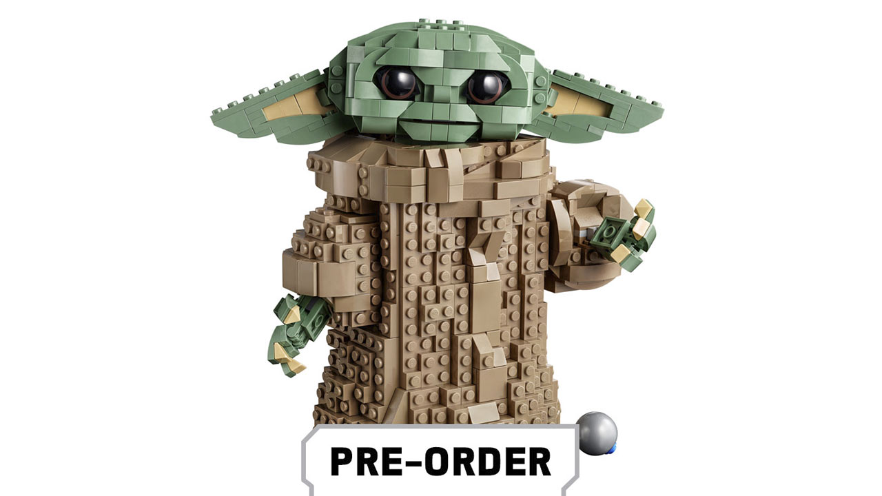 LEGO Star Wars The Child construction set