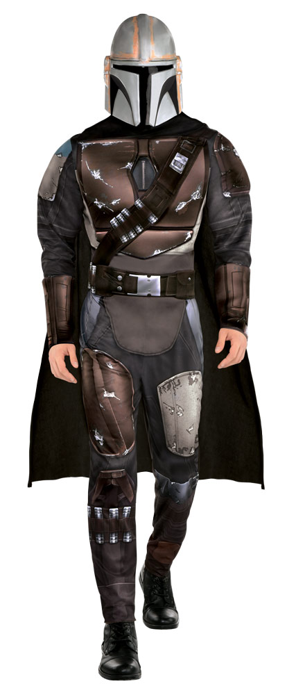 The Mandalorian adult Halloween costume