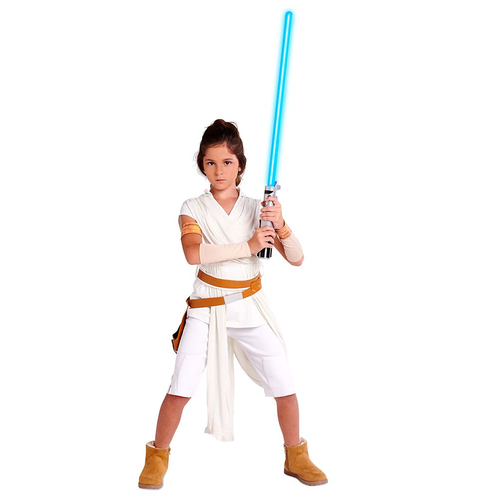 Rey Halloween costume for kids