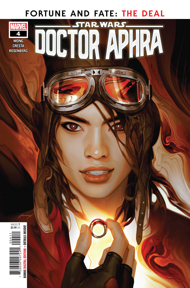 Doctor Aphra #4 cover