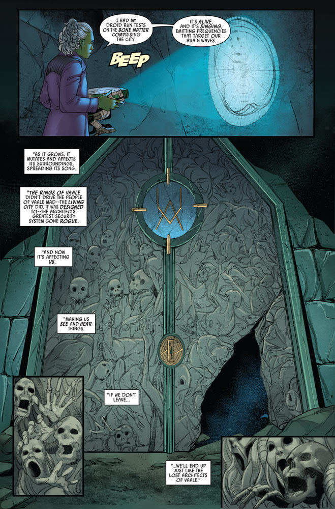 Doctor Aphra#4 page 1