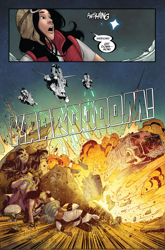 Doctor Aphra#4 page 3