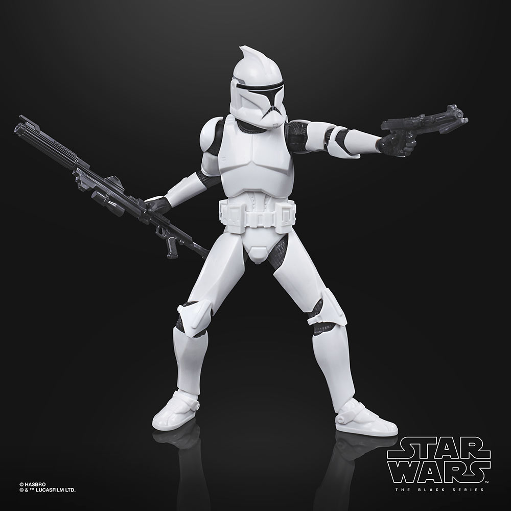 Hasbro PulseCon: Phase 1 Clone trooper trooper