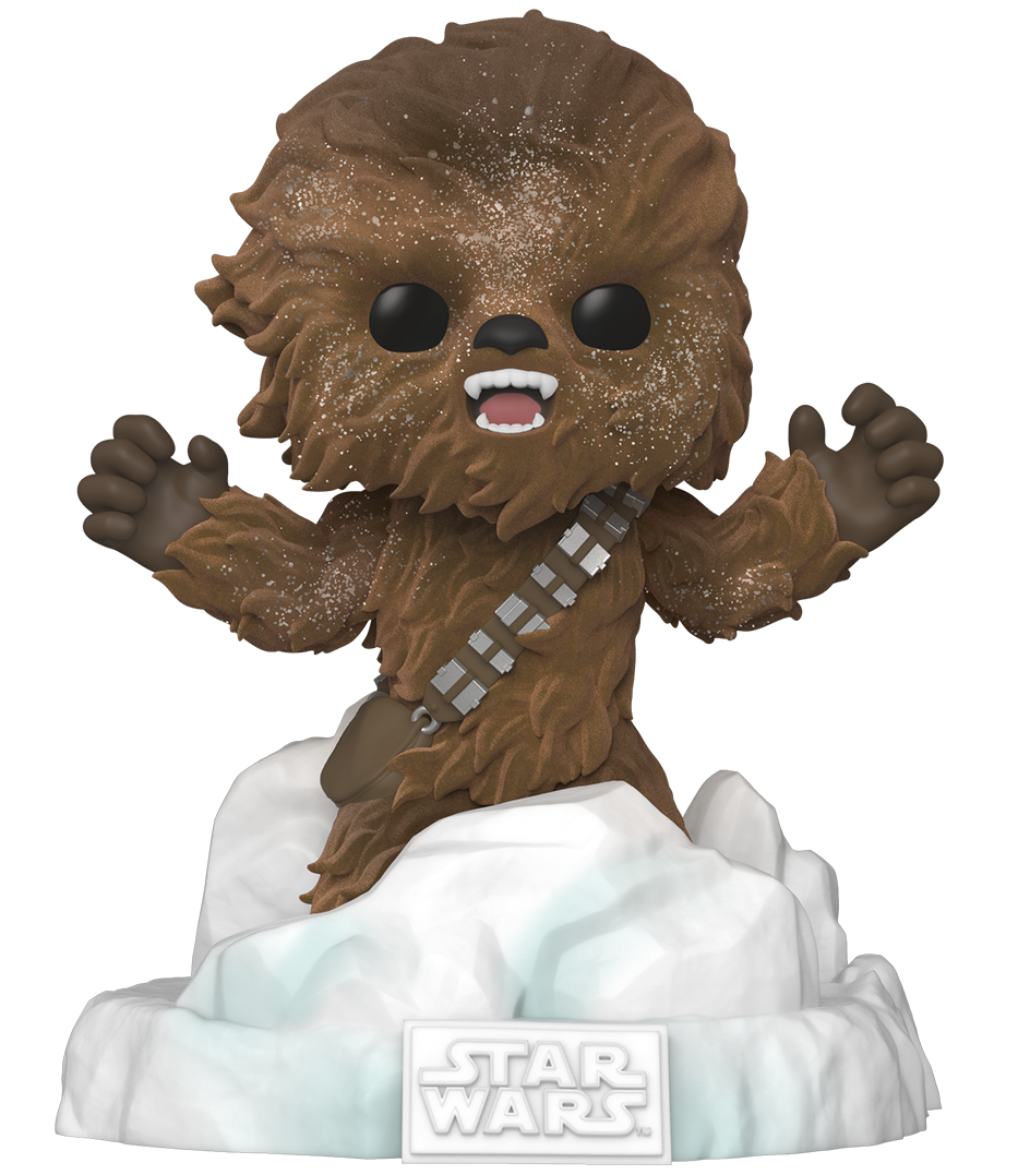 Star Wars Pop!s Chewbacca