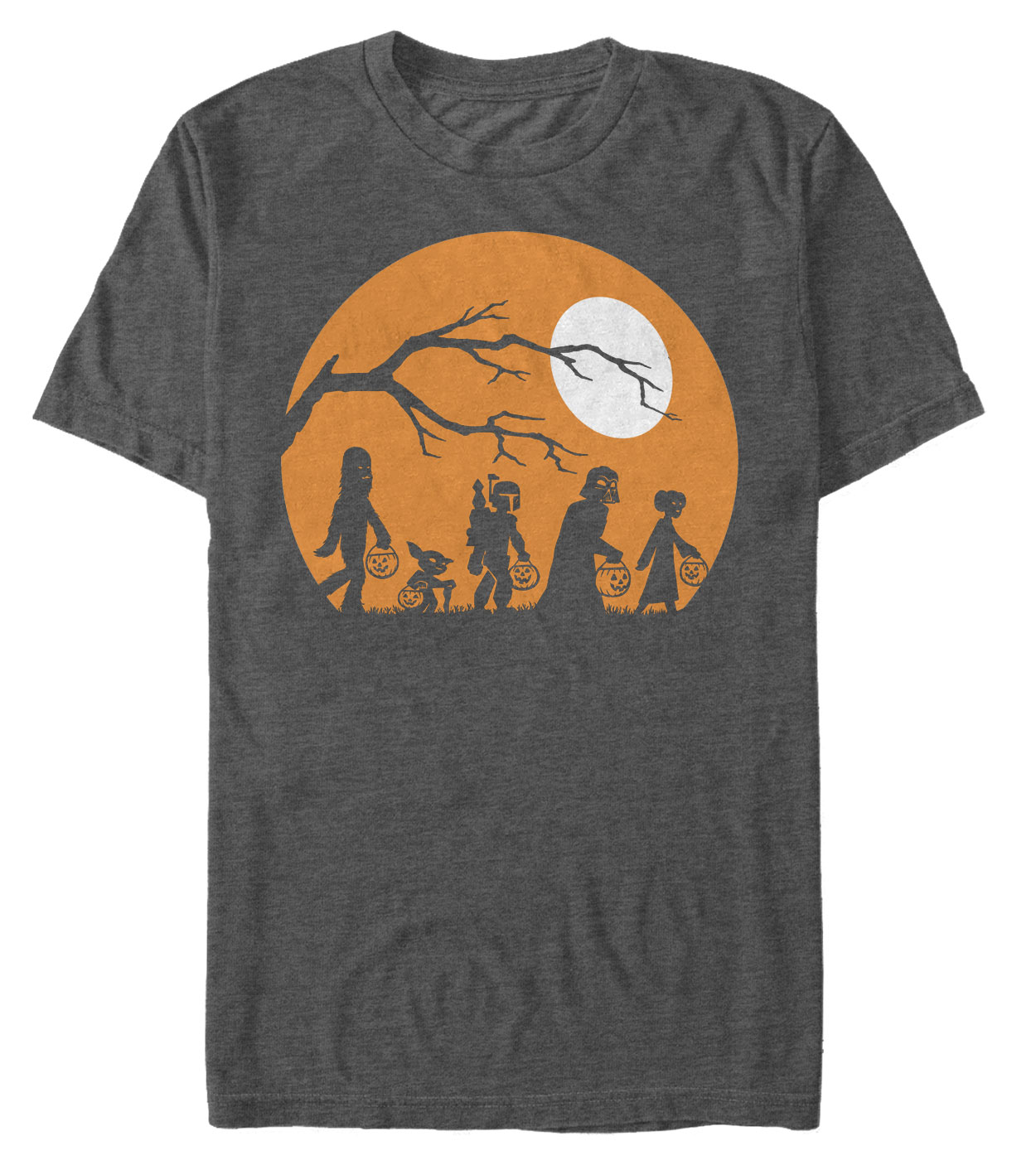 Star Wars Halloween Trick-or-Treat T-Shirt
