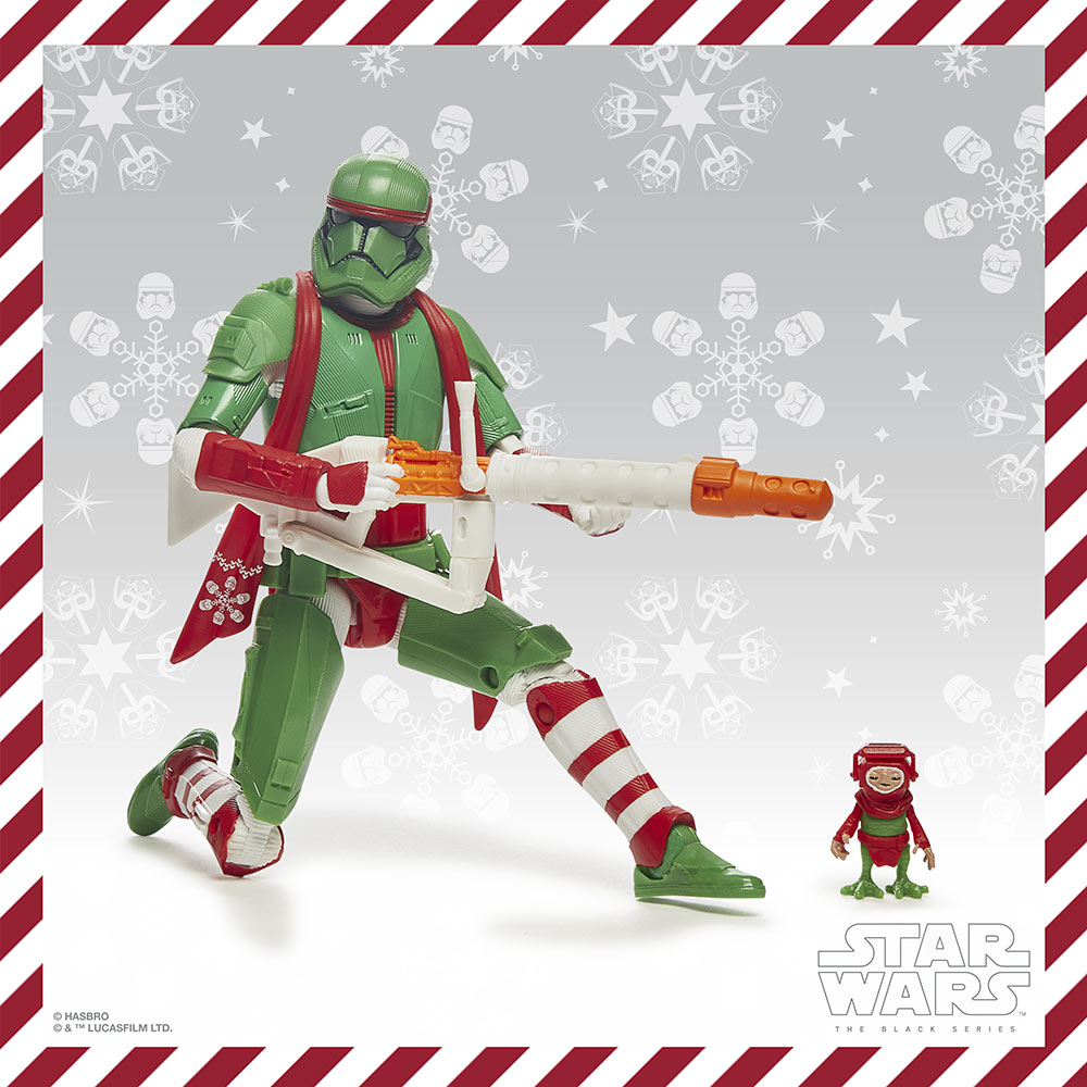 Hasbro PulseCon: holiday Sith trooper