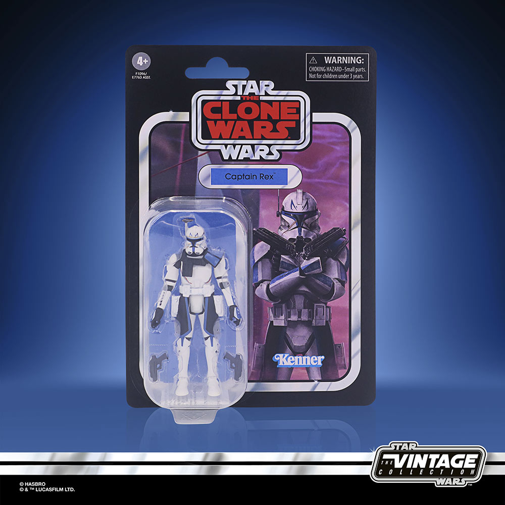 Hasbro PulseCon: Captain Rex box