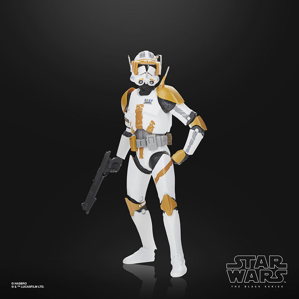 Hasbro PulseCon: Clone Commander Cody box