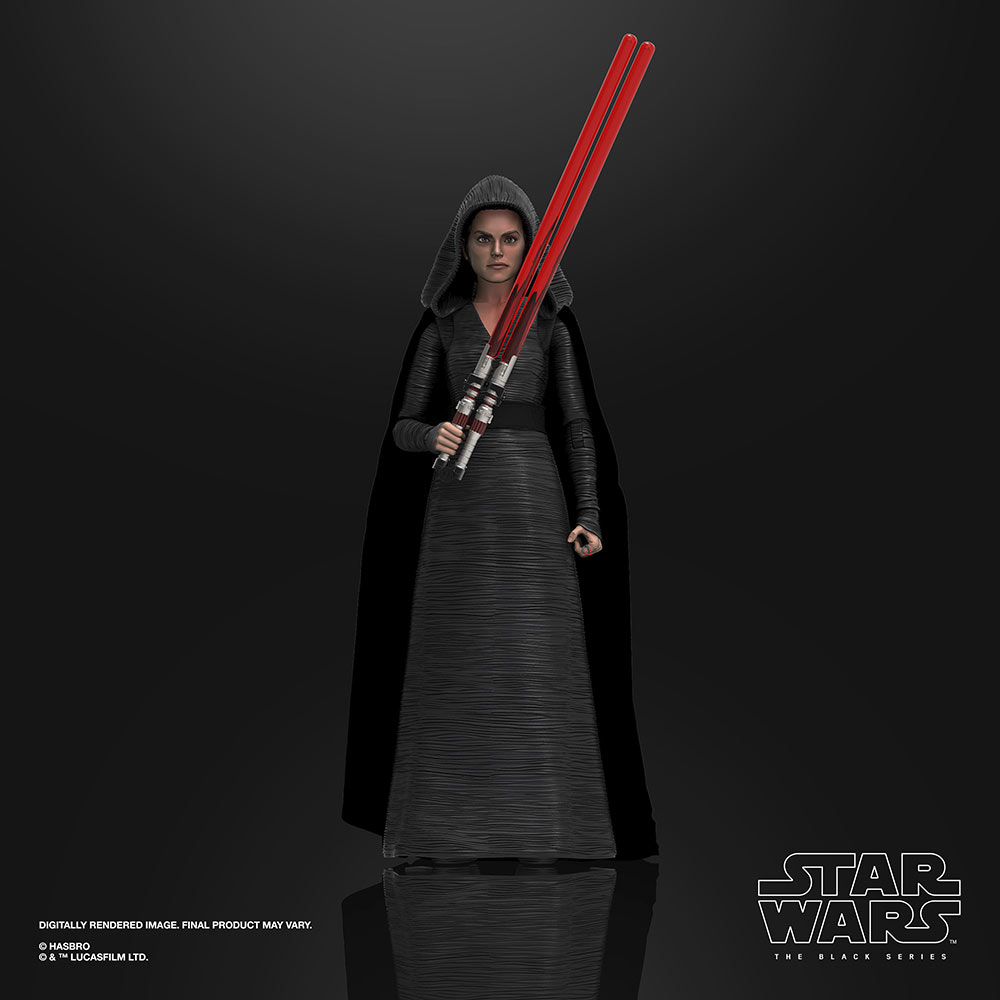 Hasbro PulseCon: Dark Side Rey box