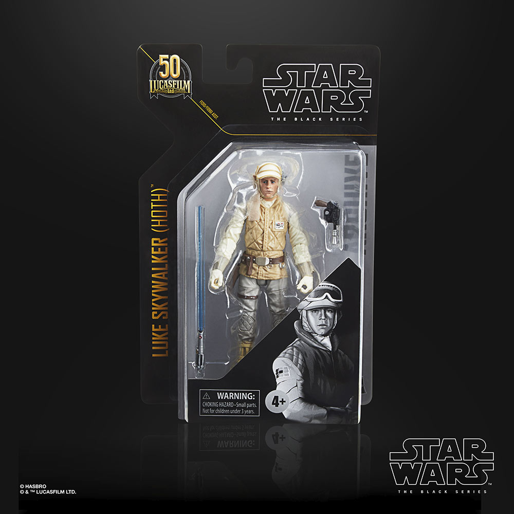 Hasbro PulseCon: Luke Hoth attire box