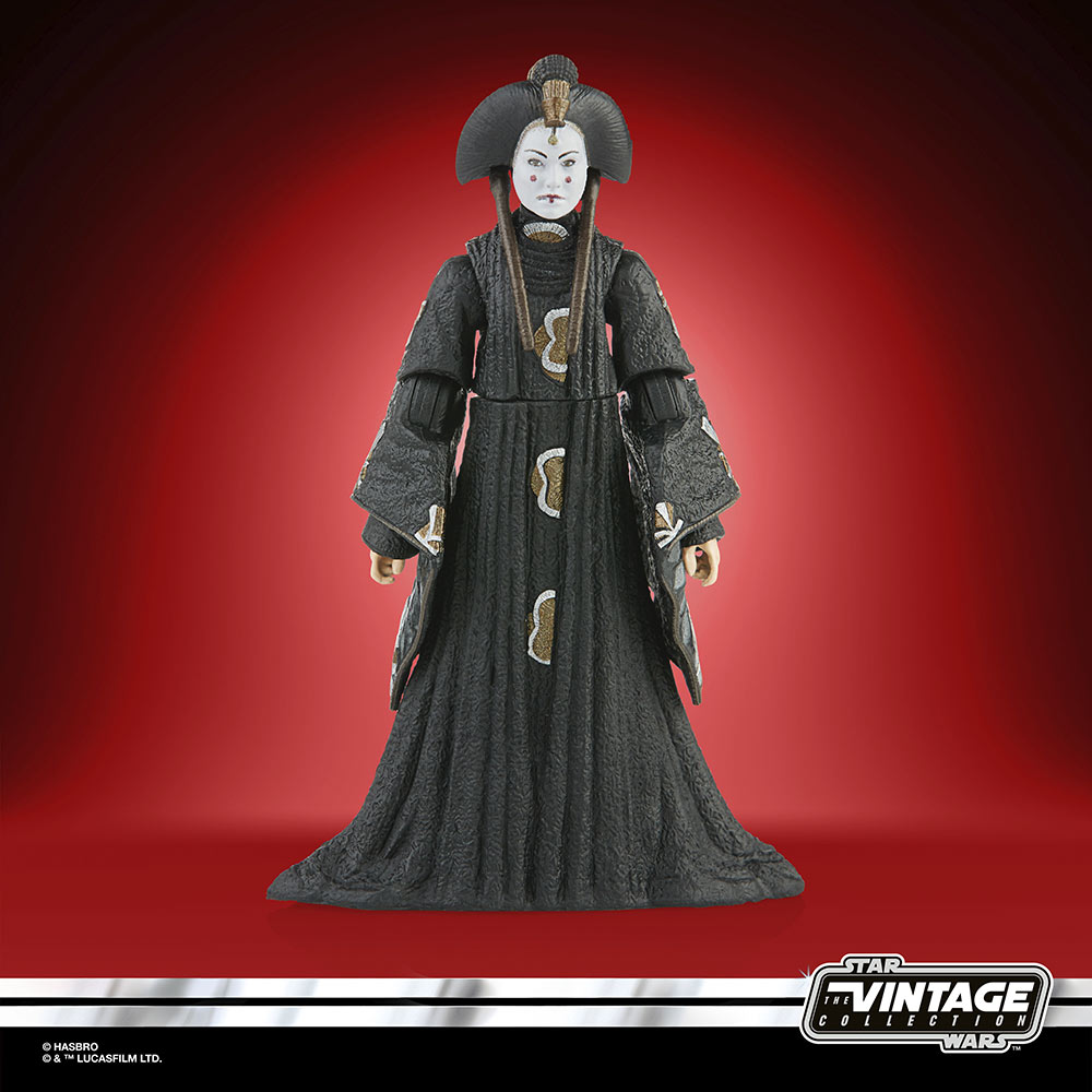 Hasbro PulseCon: Queen Amidala box