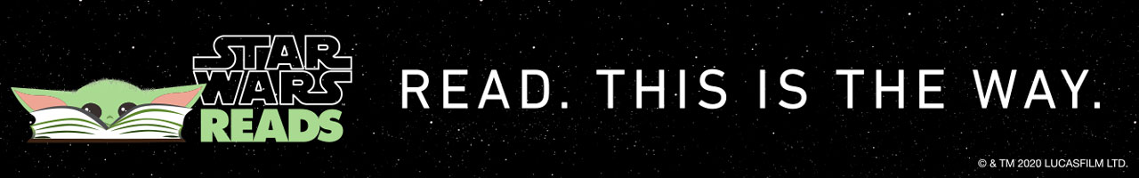 Star Wars Reads banner