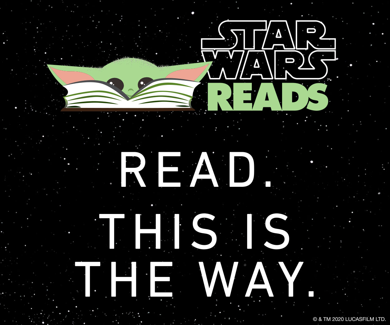 Star Wars Reads digital banner