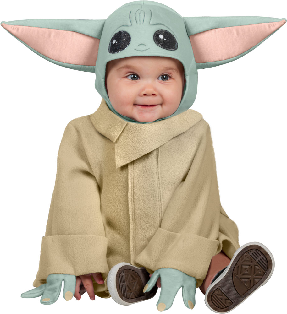 The Child Halloween costume for infants
