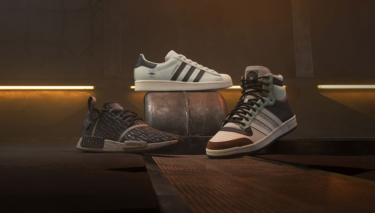 Adidas The Mandalorian Collection