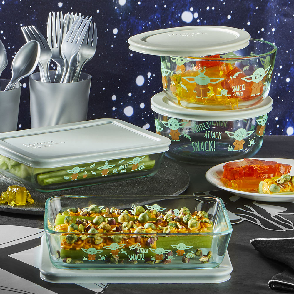Corelle the Child food storage