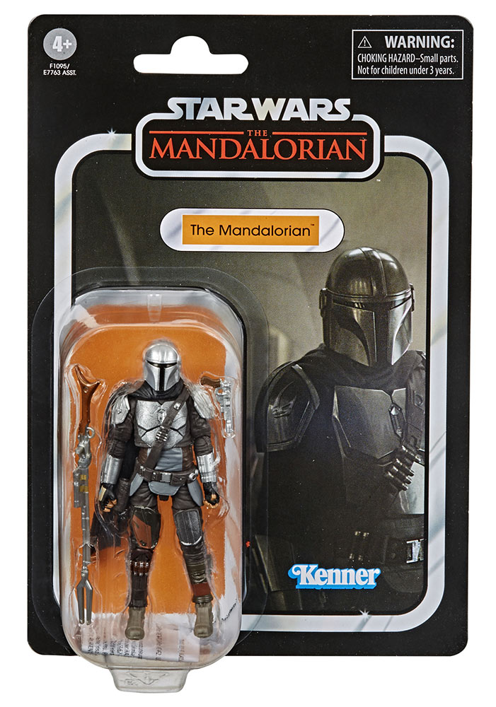 Hasbro's Star Wars The Vintage Collection - The Mandalorian