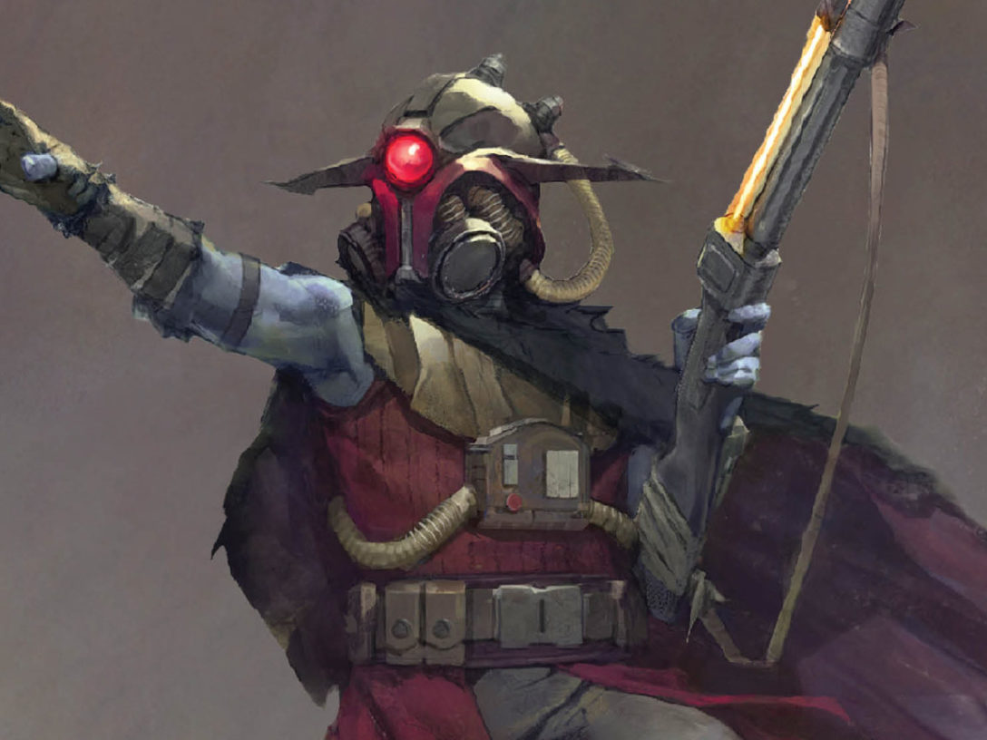 Star Wars: The High Republic concept art - Marchion Ro
