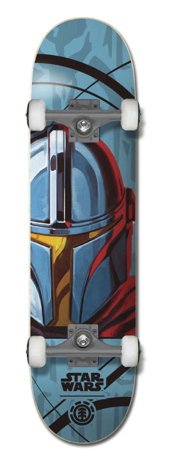 Element Mandalorian skateboard