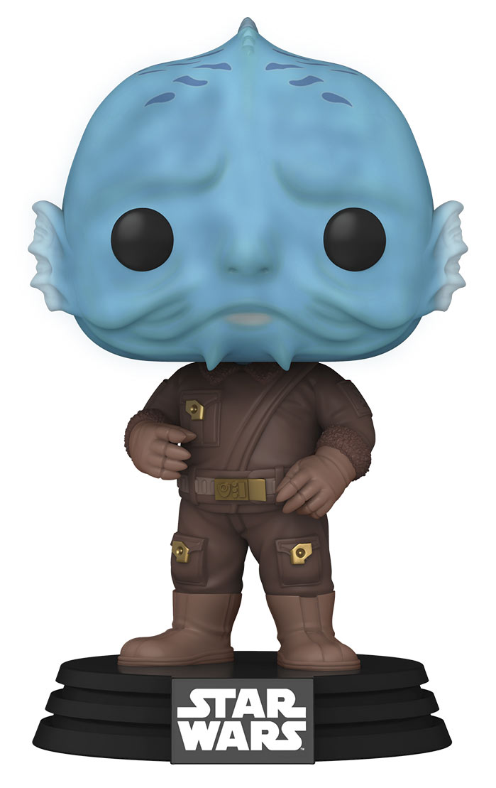 Funko the Mythrol