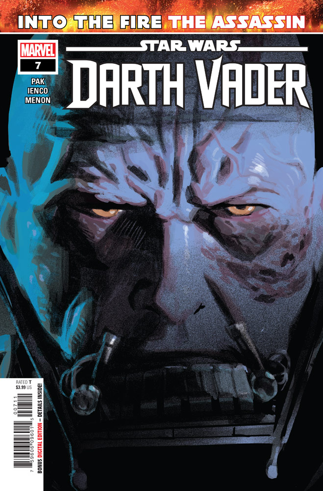 Darth Vader #7 preview 1