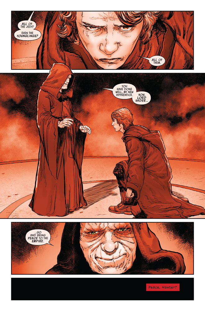 Darth Vader #7 preview 2