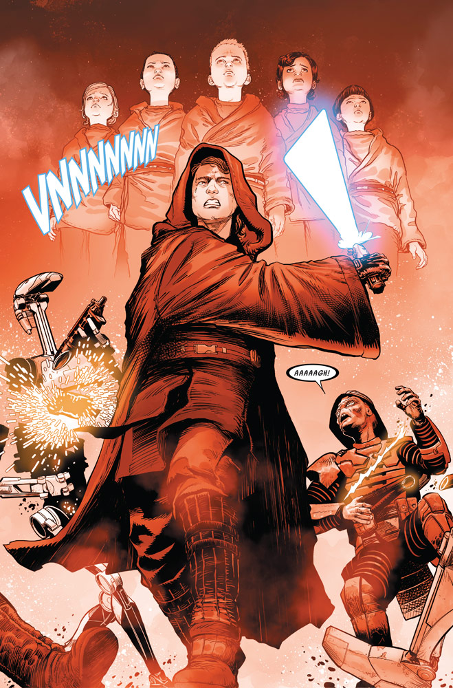 Darth Vader #7 preview 5