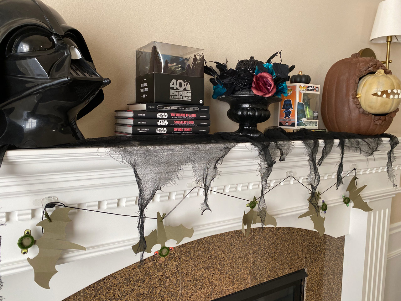 Mynock Halloween banner finished