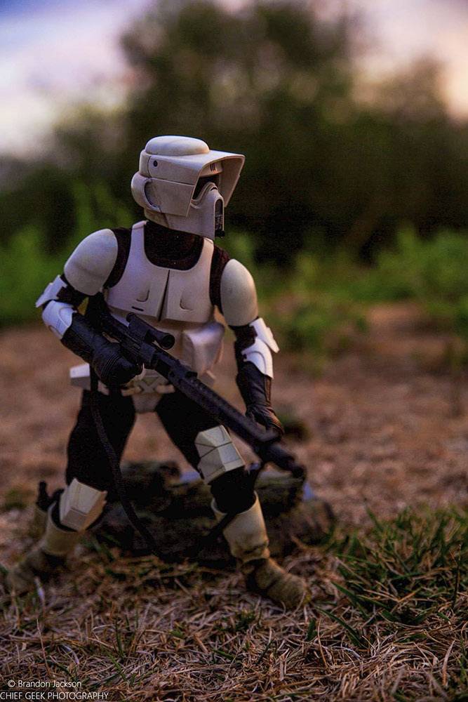 Brandon Jackson's scout trooper photography