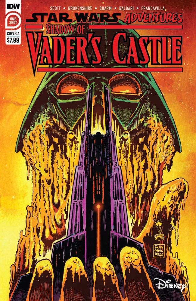 Shadow of Vader's Castle cover
