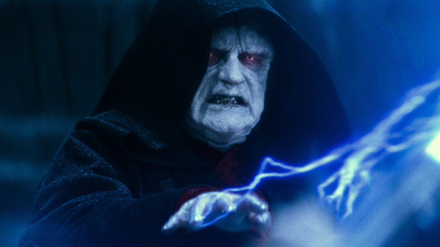 Darth Sidious in The Rise of Skywalker