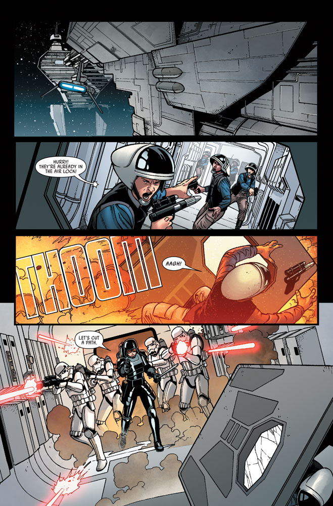 Marvel's Star Wars #8 page 2