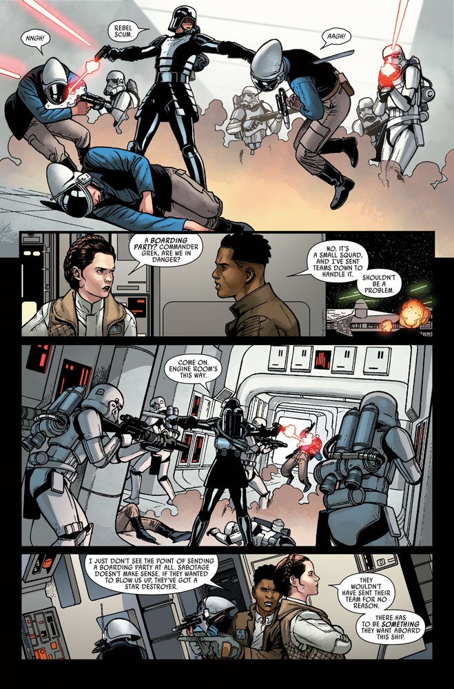 Marvel's Star Wars #8 page 4