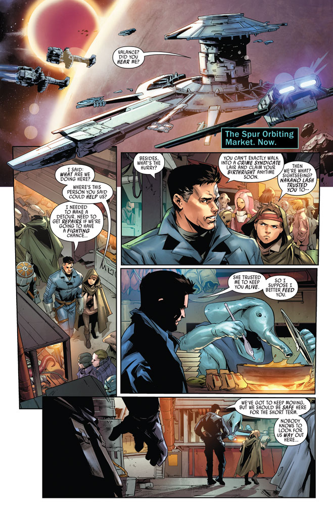 Bounty Hunters 6 preview 1