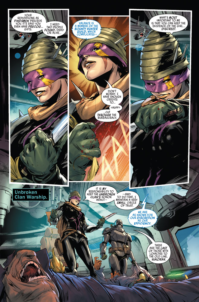 Bounty Hunters 6 preview 2