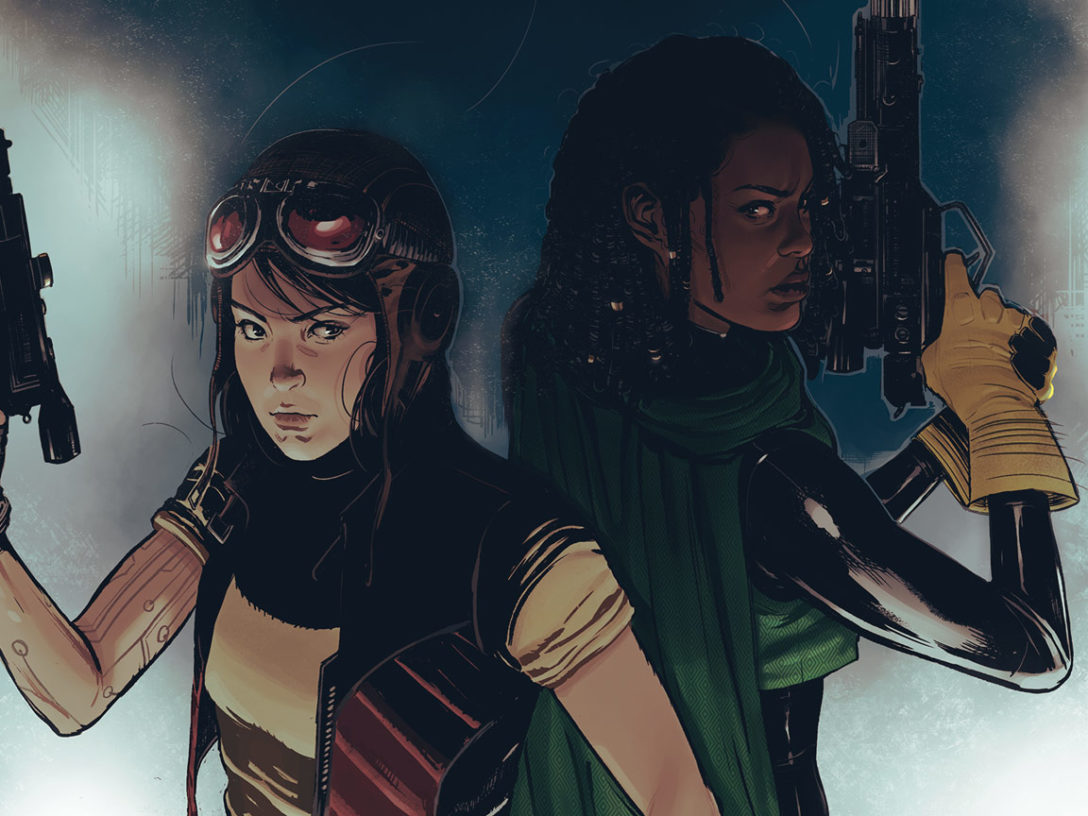 STAR WARS: DOCTOR APHRA #7 cover