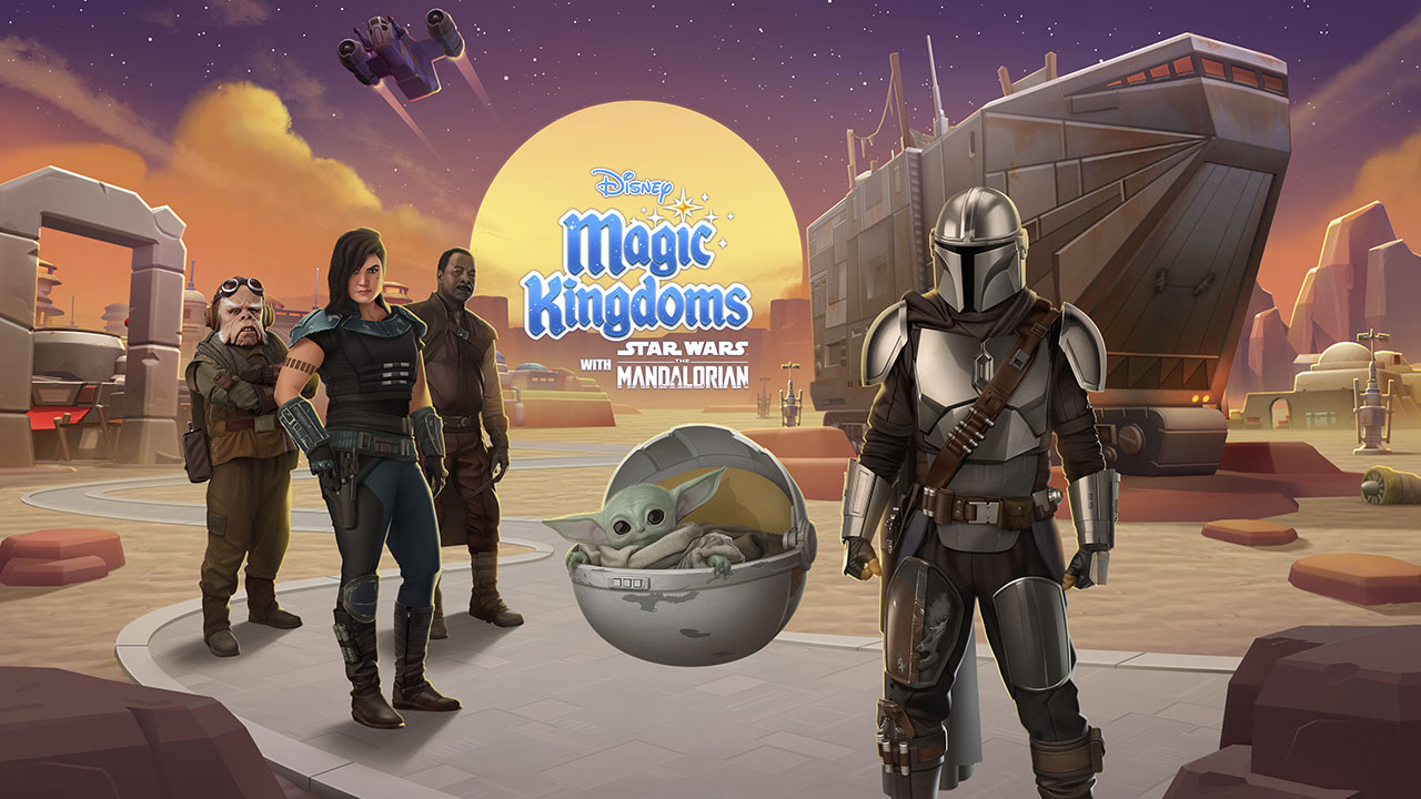 Disney Magic Kingdoms: Mandalorian Event