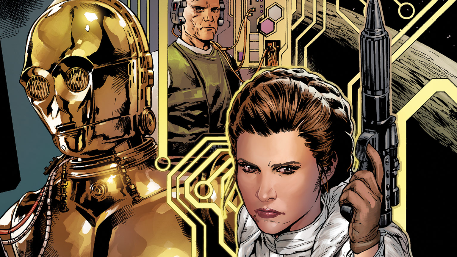 Star Wars #9 cover