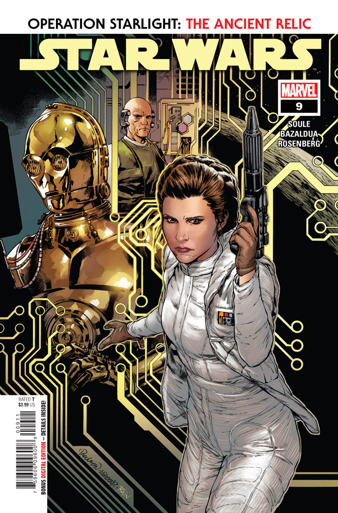 Star Wars #9 preview page 1