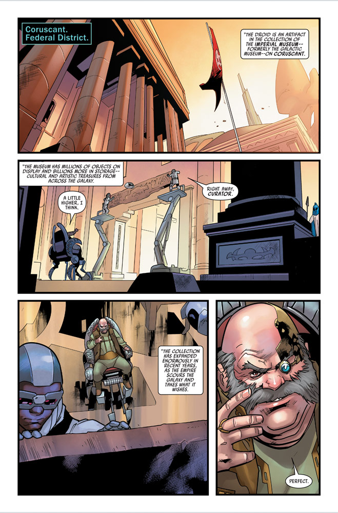 Star Wars #9 preview page 2