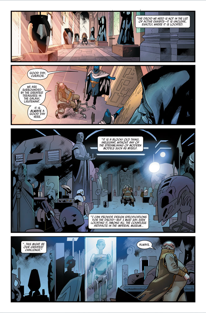Star Wars #9 preview page 4