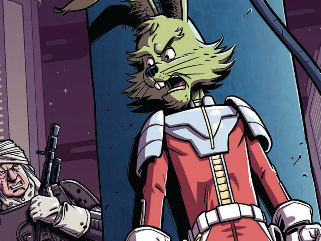 Star Wars Adventures preview 1
